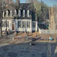 Williamsburg Raleigh Tavern Webcam - Williamsburg, VA