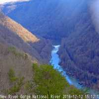 New River Gorge Webcam - Fayetteville, WV