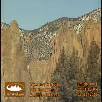 Smith Rock Webcam - Redmond, OR
