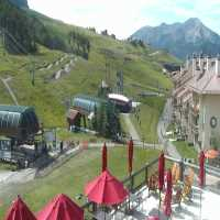 Base Area Cam Webcam - Crested Butte, CO